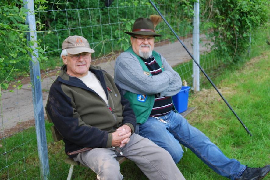 Seniorenfischen 2018